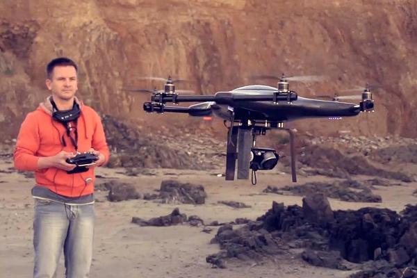 无人机成为新闻记者的标配 你会用吗?(图文)